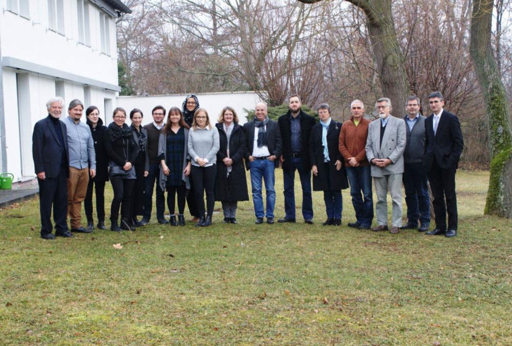 Pressemitteilung: Religionen für biologische Vielfalt – der Arbeitskreis hat seine Arbeit aufgenommen!