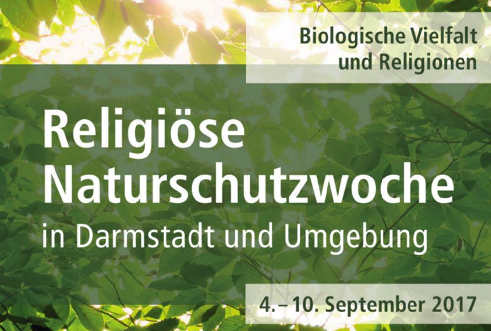 Materialien zur Religiösen Naturschutzwoche