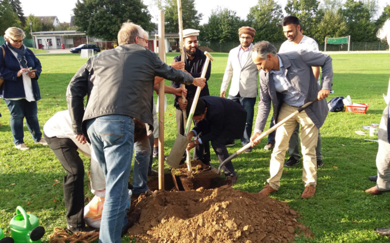 Religiöse Naturschutzwoche in Darmstadt und Umgebung – erste Impressionen!