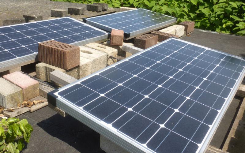 Köln: Solarstrom für den Vitalisgarten