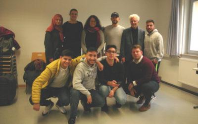 Pressemitteilung: Junge Abrahamische Karawane – Kein Interesse an Europawahlen