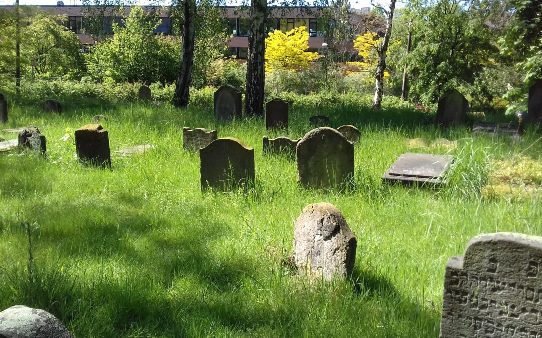 Köln: Führung über den jüdischen Friedhof in Deutz