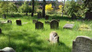 Köln: Führung über den jüdischen Friedhof in Deutz @ Friedhofstor