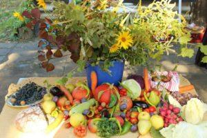 Wetterau: Interreligiöses Erntedankfest @ Interkultureller Garten Friedberg