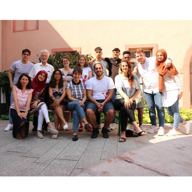 Von Abraham über den Bab zu Esther bis zum Opferfest :  JAF-Treffen am 22. und 23. Juni in Mainz