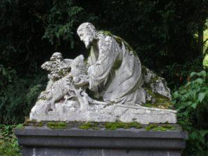 Köln: Gehmeditation auf dem Melatenfriedhof @ Melatenfriedhof