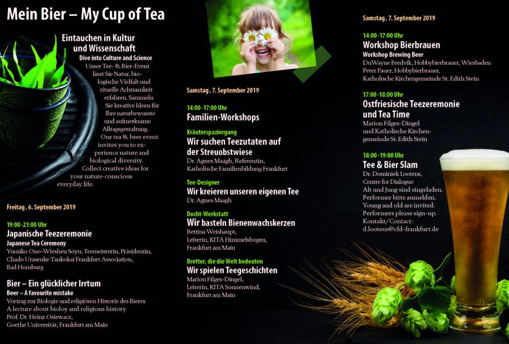FFM: Natur und Religion (Mein Bier – My Cup of Tea)