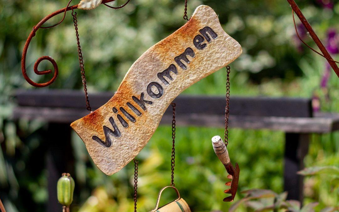 Darmstadt: Gartentalk