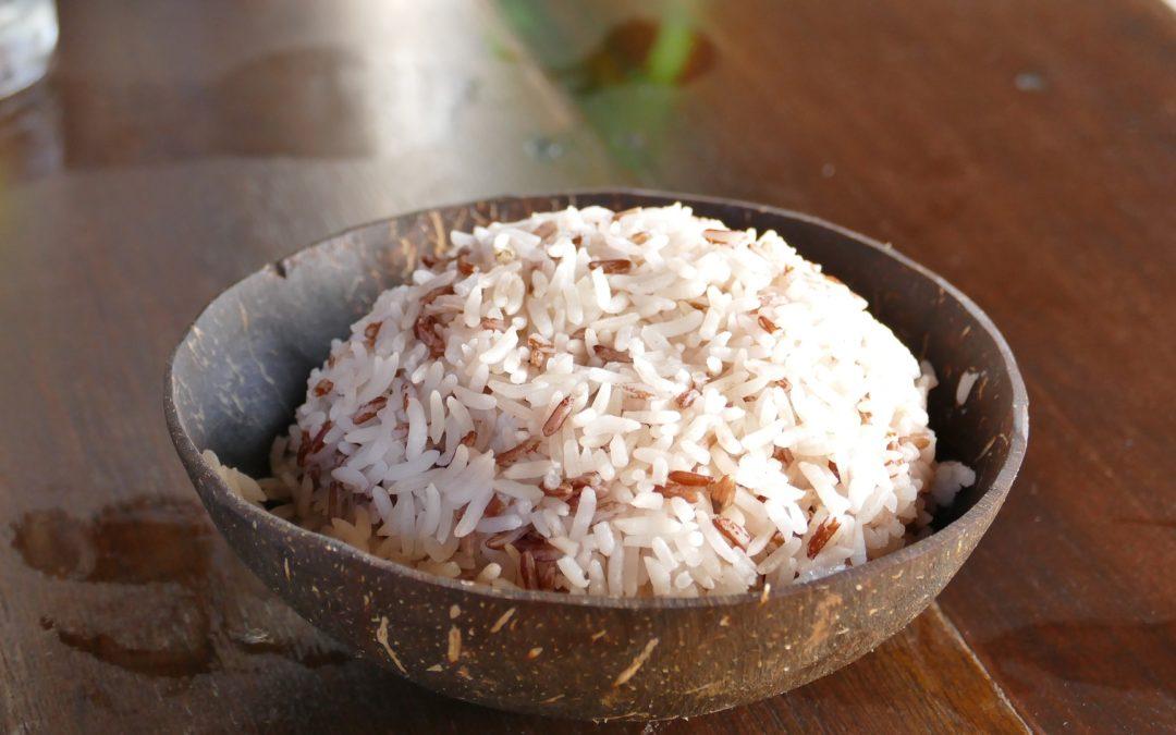 Roßdorf: Nur eine Schale Reis