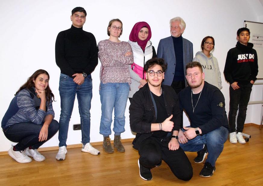 Von Allah, Menschen und Tieren –  JAF-Treffen in Heidelberg