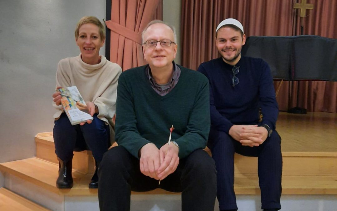 Interreligiöses Trio zu Gast in Bad Nauheim