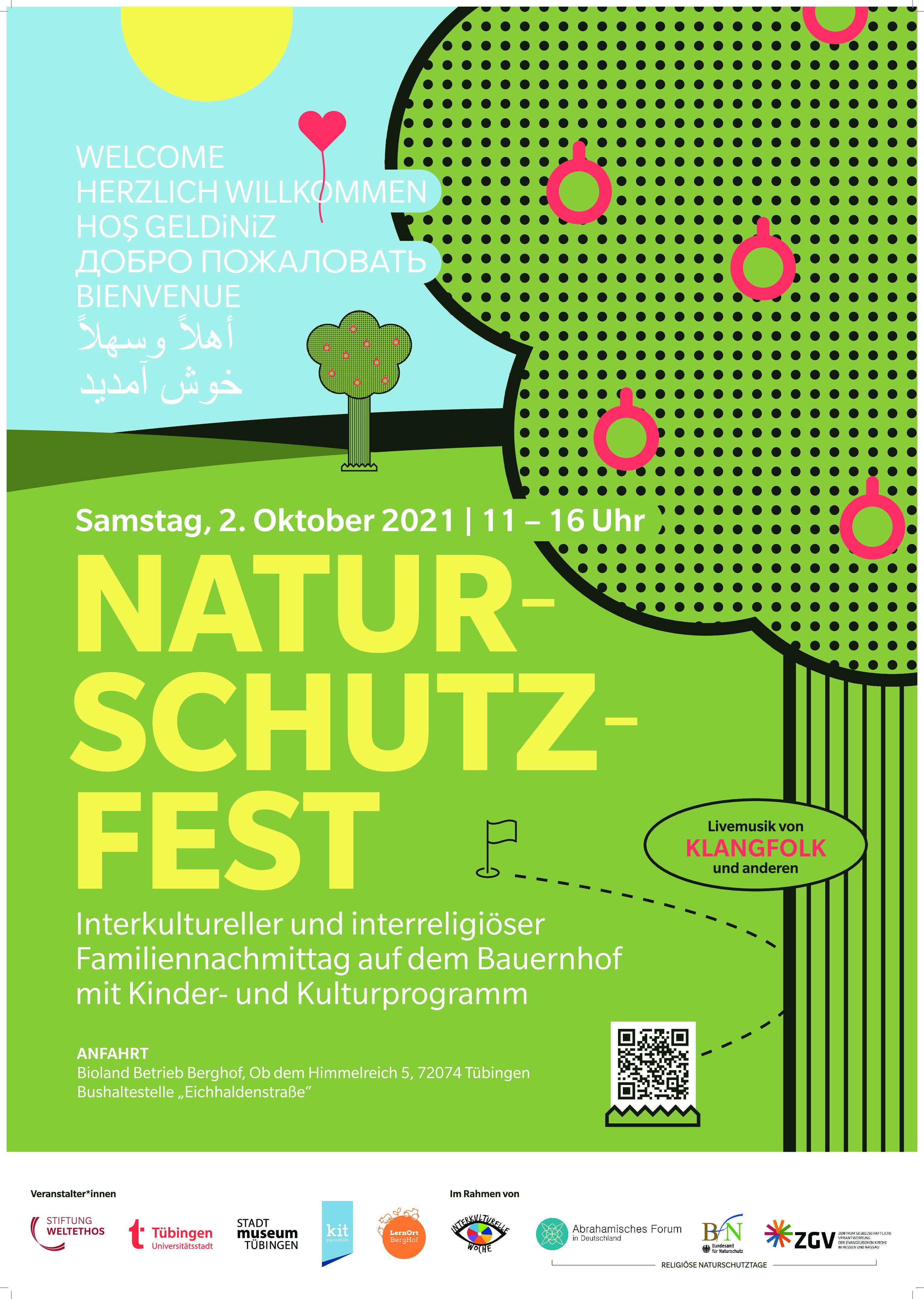 Tübingen: Naturschutzfest Tübingen