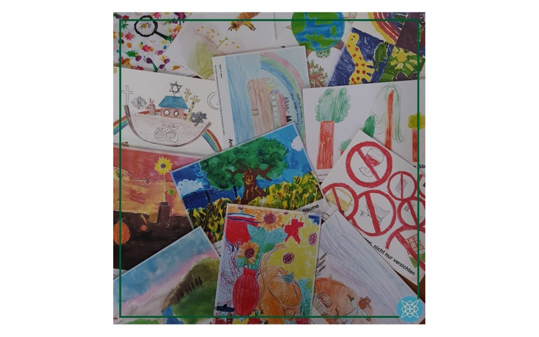 Postkartenserie – Religiöse Feste mit Naturbezug