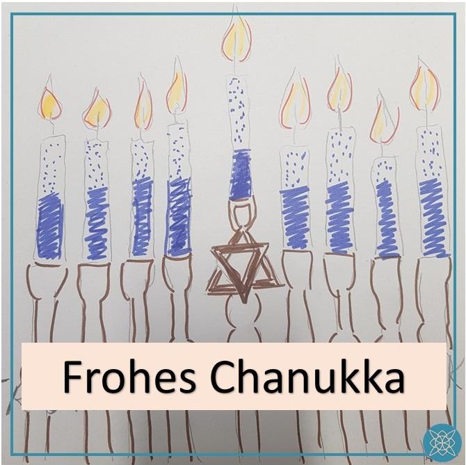 Von Wundern, Lichtern und Zeichen der Hoffnung – Chanukka und Advent einInterreligiöser Workshop inMünzberg am 13.12. 20
