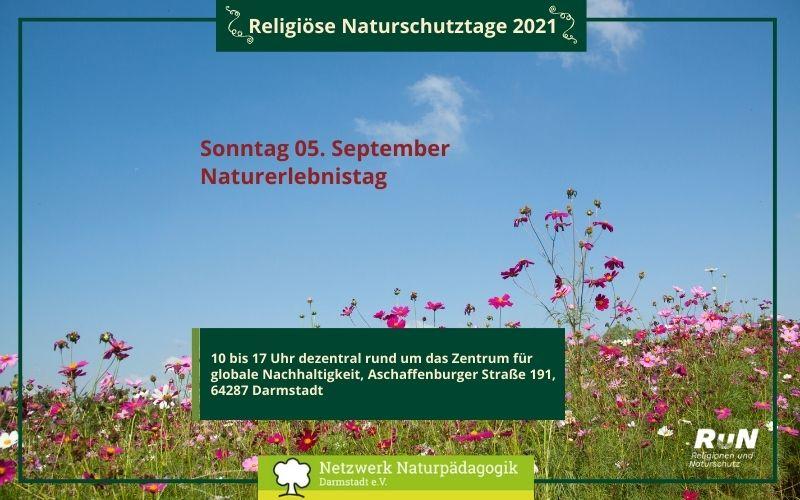 Darmstadt: Naturerlebnistag