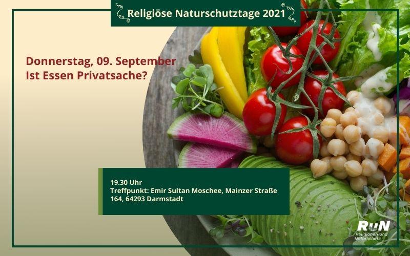 Darmstadt: Ist Essen Privatsache?