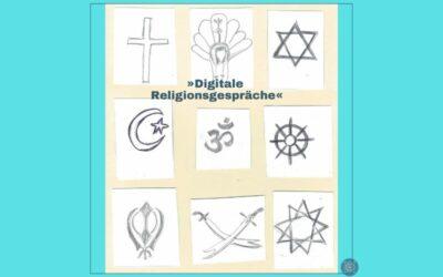 Digitale Religionsgespräche: neun Religionen im Dialog