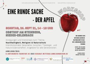 Nieder-Erlenbach: eine runde Sache - der Apfel @ Obsthof am Steinberg