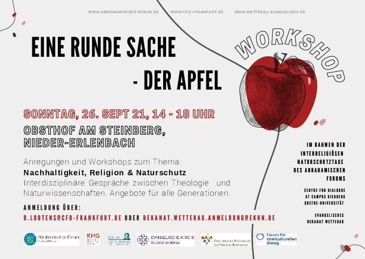Nieder-Erlenbach: eine runde Sache – der Apfel